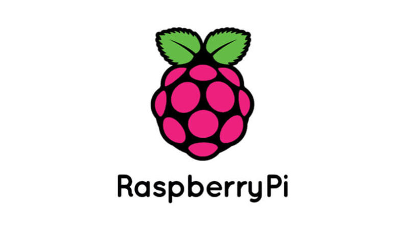 RaspberrwPi logo